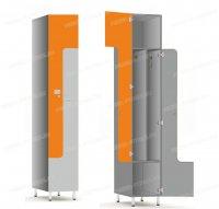 Двухсекционный шкаф-hf1-1