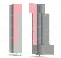 Двухсекционный шкаф-hf1-4