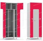 Модульный шкаф-hf13-3