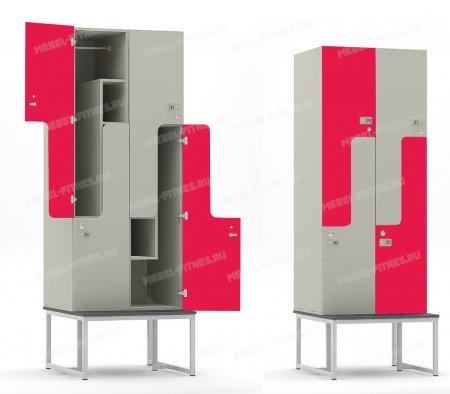 Шкаф со скамьей-hf14-3