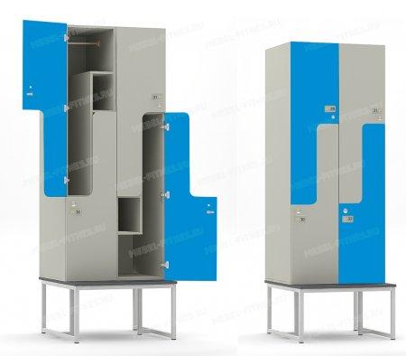 Шкаф со скамьей-hf14-4