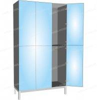 Модульный шкаф-hf17-2