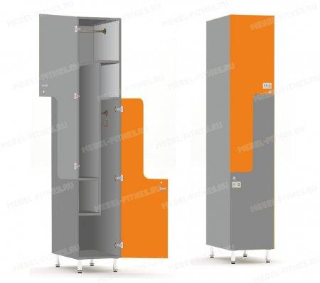 Двухсекционный шкаф-hf2-1