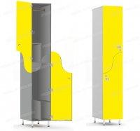 Двухсекционный шкаф-hf5-3