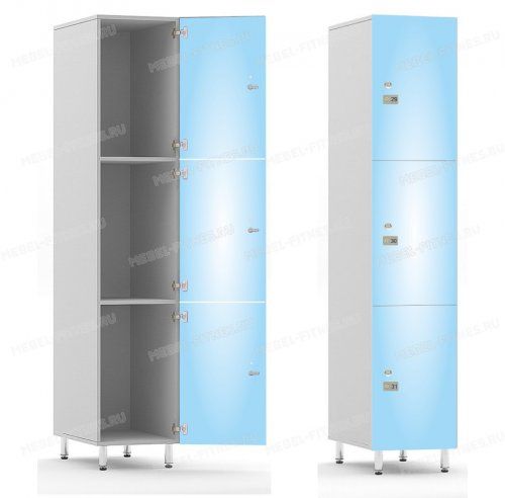 Многосекционный шкаф-hf7-2