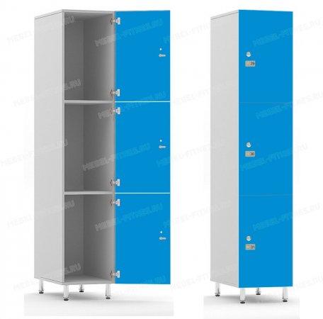 Многосекционный шкаф-hf7-3