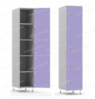 Многосекционный шкаф-hf9-1