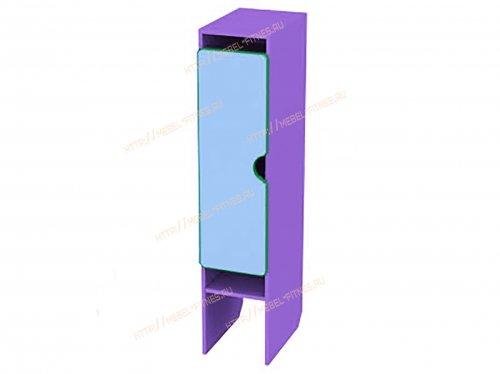 Шкаф детский 1 секционный-hd-4