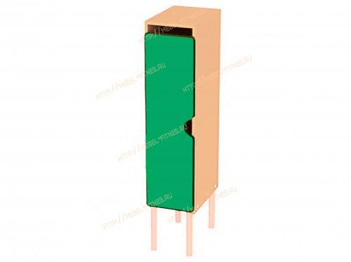 Шкаф детский 1 секционный на металлокаркасе-2